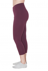 7/8 Leggings Aubergine
